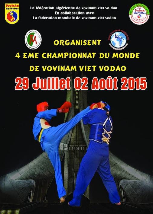 Poster Algeria 2015