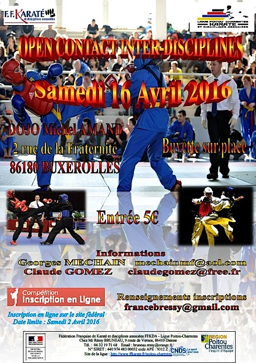 Open Contact Interdisciplines 16 04 16 POITIERS-2
